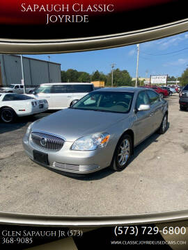 2007 Buick Lucerne for sale at Sapaugh Classic Joyride in Salem MO