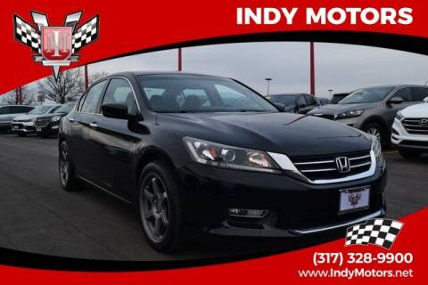 2013 Honda Accord for sale at Indy Motors Inc in Indianapolis IN