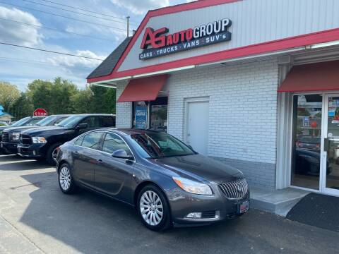 2011 Buick Regal for sale at AG AUTOGROUP in Vineland NJ