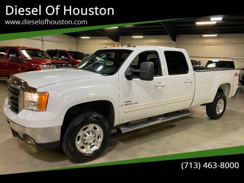 2008 GMC Sierra 3500HD for sale at Diesel Of Houston in Houston TX