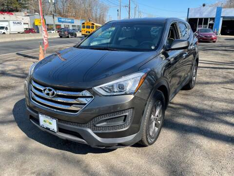 2014 Hyundai Santa Fe Sport for sale at Crazy Cars Auto Sale in Jersey City NJ