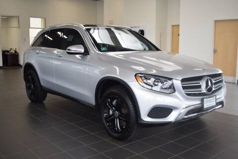 2018 Mercedes-Benz GLC for sale at BMW OF NEWPORT in Middletown RI