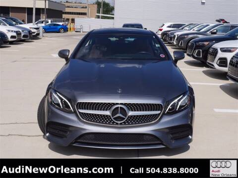 2019 Mercedes-Benz E-Class for sale at Metairie Preowned Superstore in Metairie LA