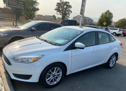 2015 Ford Focus for sale at Global Auto Group in Fontana CA