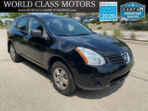 2010 Nissan Rogue for sale at World Class Motors LLC in Noblesville IN