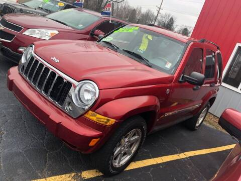 2005 Jeep Liberty for sale at L&T Auto Sales in Three Rivers MI