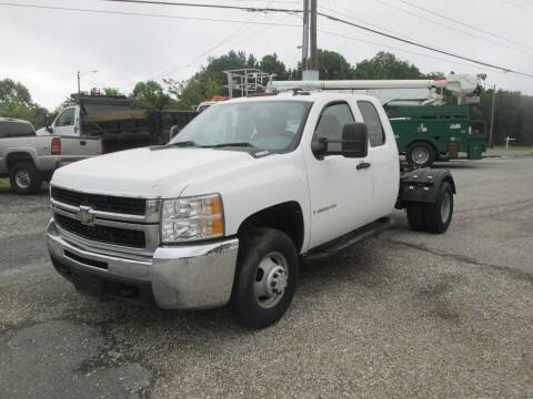 2007 Chevrolet Silverado 3500HD CC for sale at Wally's Wholesale in Manakin Sabot VA