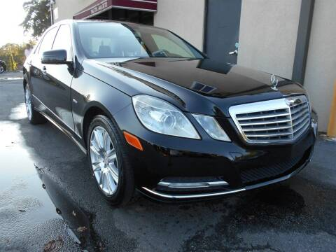 2012 Mercedes-Benz E-Class for sale at AutoStar Norcross in Norcross GA