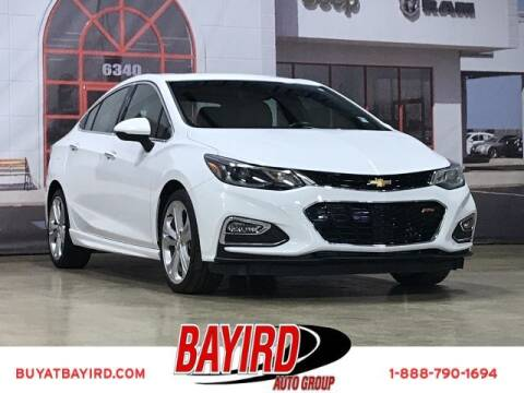 2017 Chevrolet Cruze for sale at Bayird Truck Center in Paragould AR