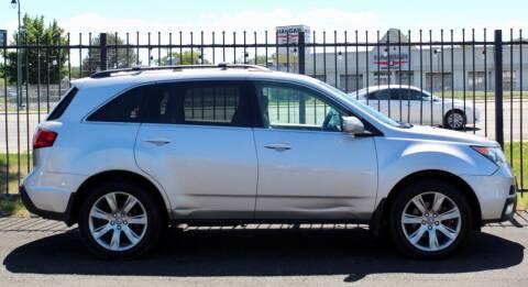 2012 Acura MDX for sale at Avanesyan Motors in Orem UT