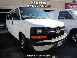 2007 Chevrolet Express Passenger for sale at M J Traders Ltd. in Garfield NJ