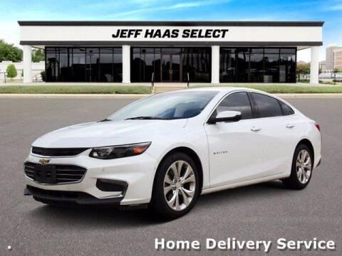 2017 Chevrolet Malibu for sale at JEFF HAAS MAZDA in Houston TX