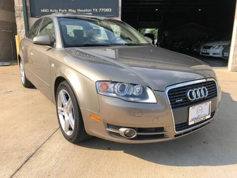 2007 Audi A4 for sale at KAYALAR MOTORS Mechanic in Houston TX
