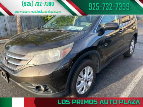2013 Honda CR-V for sale at Los Primos Auto Plaza in Antioch CA