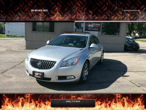 2012 Buick Regal for sale at Big Red Auto Sales in Papillion NE