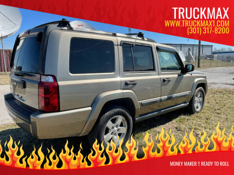 2006 Jeep Commander for sale at TruckMax in Laurel MD