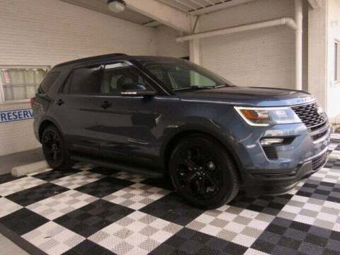 2019 Ford Explorer for sale at McLaughlin Ford in Sumter SC