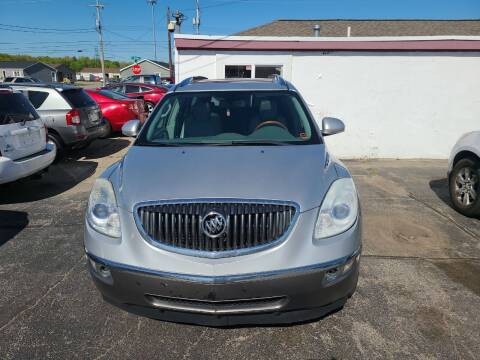 2010 Buick Enclave for sale at All State Auto Sales, INC in Kentwood MI