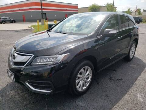 2018 Acura RDX for sale at Hi-Lo Auto Sales in Frederick MD