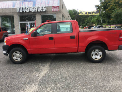 2008 Ford F-150 for sale at King Auto Sales INC in Medford NY
