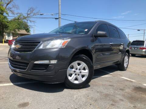 2013 Chevrolet Traverse for sale at Atlas Auto Sales in Smyrna GA