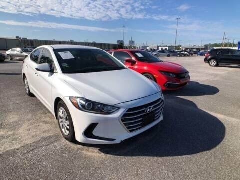 2017 Hyundai Elantra for sale at Allen Turner Hyundai in Pensacola FL