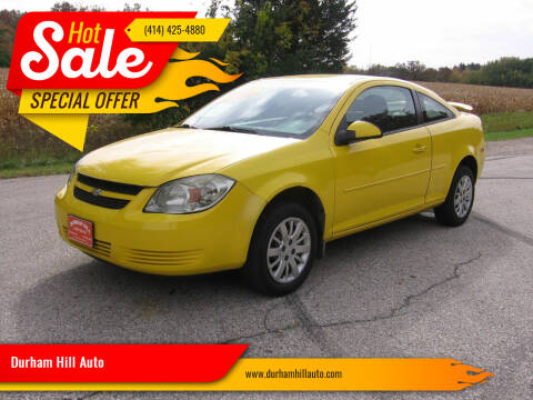 2009 Chevrolet Cobalt for sale at Durham Hill Auto in Muskego WI