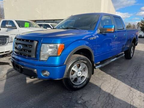 2010 Ford F-150 for sale at Sedo Automotive in Davison MI