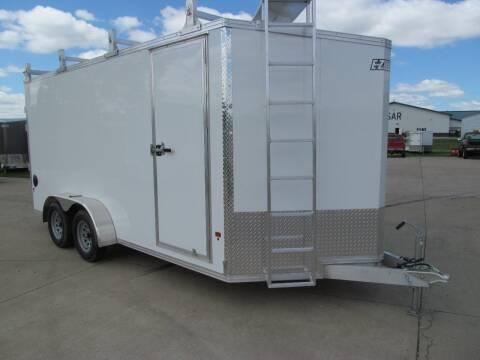 2020 EZ-HAULER EZEC7X16-UCP for sale at Flaherty's Hi-Tech Motorwerks in Albert Lea MN