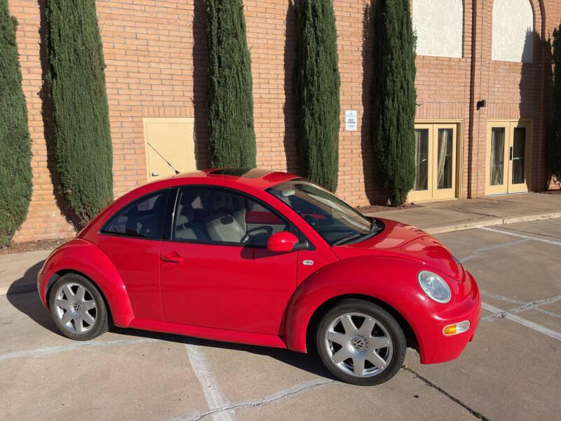 2002 Volkswagen New Beetle for sale at Freedom  Automotive in Sierra Vista AZ