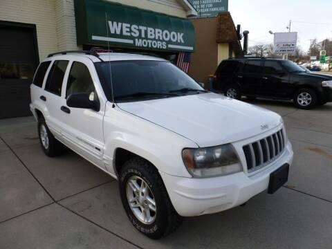 2004 Jeep Grand Cherokee for sale at Westbrook Motors in Grand Rapids MI