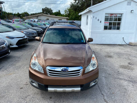 2011 Subaru Outback for sale at INTERNATIONAL AUTO BROKERS INC in Hollywood FL