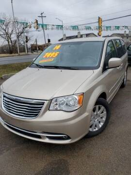2014 Chrysler Town and Country for sale at RBM AUTO BROKERS in Alsip IL