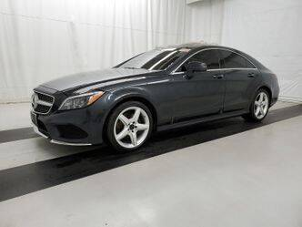 2015 Mercedes-Benz CLS for sale at Paradise Motor Sports LLC in Lexington KY