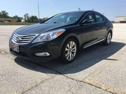 2013 Hyundai Azera for sale at OT AUTO SALES in Chicago Heights IL