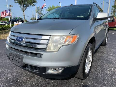 2007 Ford Edge for sale at KD's Auto Sales in Pompano Beach FL