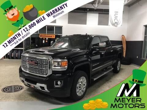 2018 GMC Sierra 2500HD for sale at Meyer Motors in Plymouth WI