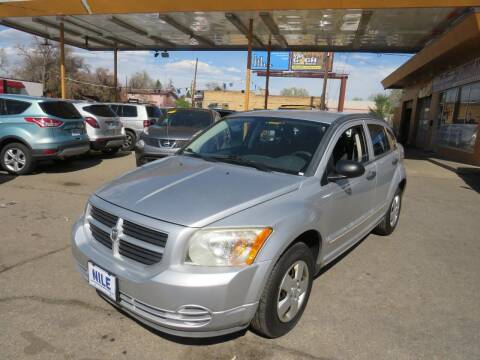 2008 Dodge Caliber for sale at Nile Auto Sales in Denver CO