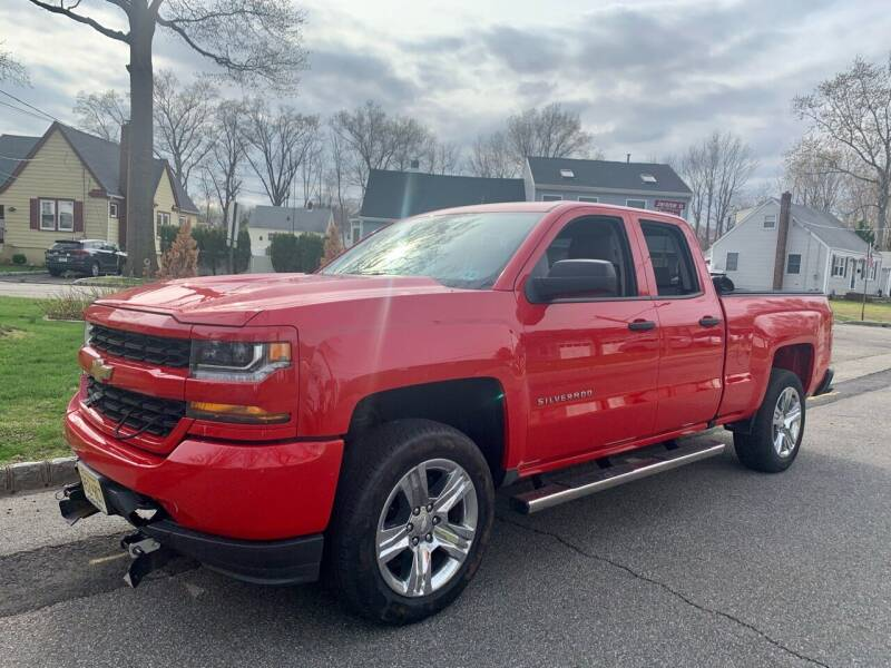 2016 Chevrolet Silverado 1500 for sale at Morris Ave Auto Sale in Elizabeth NJ