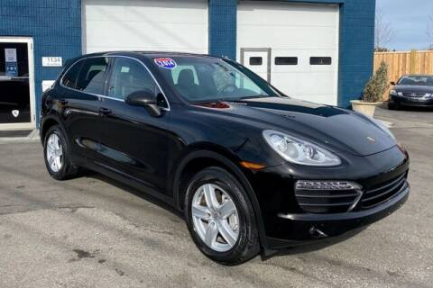 2014 Porsche Cayenne for sale at Saugus Auto Mall in Saugus MA