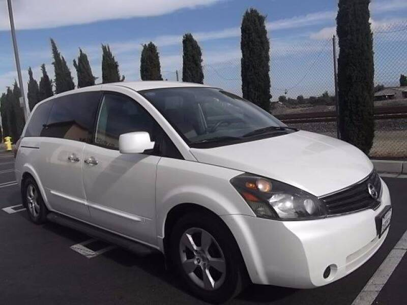 2007 Nissan Quest for sale in Ontario, CA