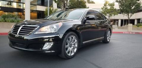 2012 Hyundai Equus for sale at AWA AUTO SALES in Sacramento CA