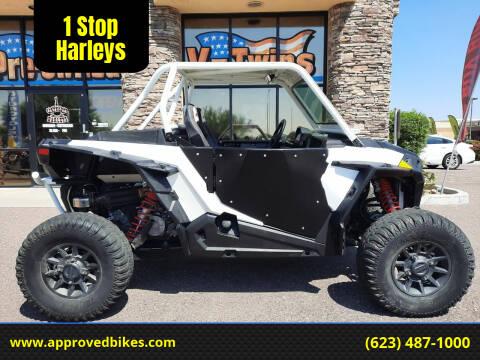 2019 Polaris Rzr XP 1000 EPS for sale at 1 Stop Harleys in Peoria AZ