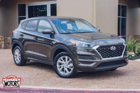 2019 Hyundai Tucson for sale at Mcandrew Motors in Arlington TX