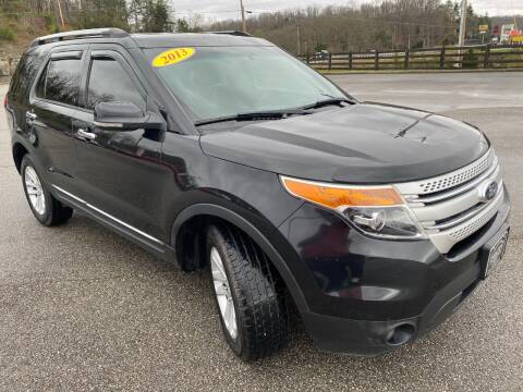 2013 Ford Explorer for sale at Car City Automotive in Louisa KY