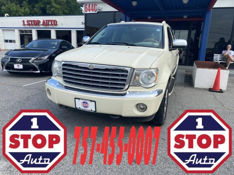 2009 Chrysler Aspen for sale at 1 Stop Auto in Norfolk VA