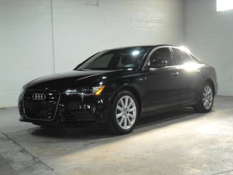 2013 Audi A6 for sale at Ohio Motor Cars in Parma OH