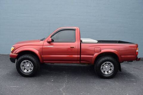 2003 Toyota Tacoma for sale at Precision Imports in Springdale AR