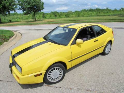 1990 Volkswagen Corrado for sale at KC Classic Cars in Kansas City MO