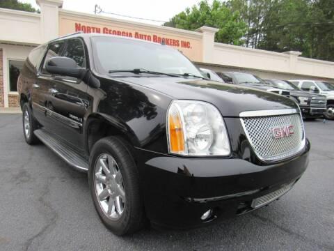 2008 GMC Yukon XL for sale at North Georgia Auto Brokers in Snellville GA